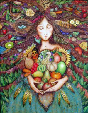 The Garden Goddess