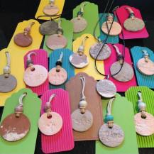 Essential oil necklaces from Etc. Boutique